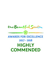 The Beautiful South Awards for Exellence 2017 - 2018 Highly Commended